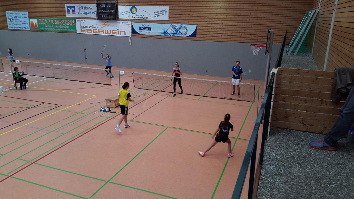 Badminton | TV Tamm | n.